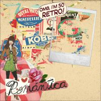 Retro Romantica by Thoxiic-Editions