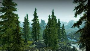 Skyrim Aint it pwetty by Solace-Grace