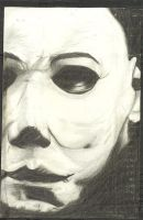 Halloween Michael Myers Mask by Nooperz