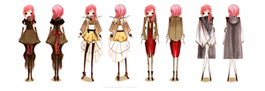 FFXIII LR Winterfashion by j-b0x