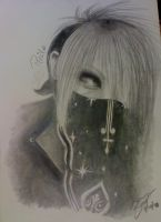 Lost In Thought - Reita by ChickenChopsticks