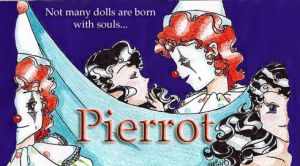 Pierrot Banner by PrinceRose