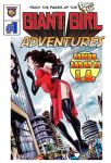 Giant Girl Adventures issue 1 by SabrinaPandora
