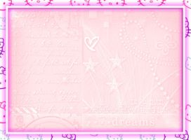 HELLO KITTY WITH BACKGROUND by MissesAmberVaughn