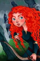 Merida by rynarts