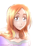 Orihime by cookiemotel94
