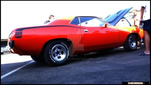 Plymouth - Barracuda . N3OX D. by DjN3oX