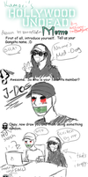 Hollywood Undead Meme by WelcometoBloodstone