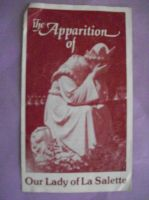 Apparition of Our Lady by NewYorkArtistFrancis