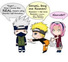 Sasukes Real Reason by firecasterx2