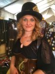 Tucson Steampunk CON  the New HAT by PhotosbyRaVen