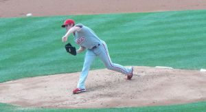 Cole Hamels by philliesorca