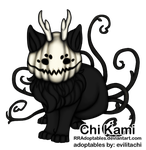 evilitachi: Spook by Ragaki-Runeland