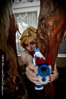 Panty - Taking Aim by EmeraldCoastCosplay