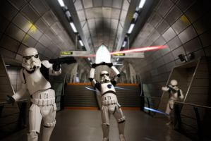 Trooper Fight by CPJPhoto