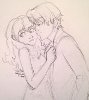 Dramione - Yuleball by irishgirl982