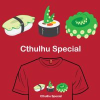Cthulu Special by temperolife