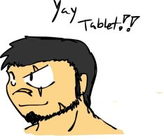 Woot For Tablet by PHM-Productions