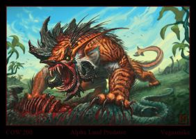 COW 200 Alpha Land Predator by VegasMike