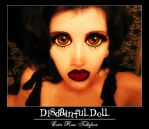 Disdainful Doll by spookyspinster