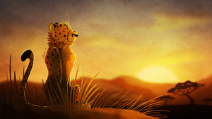 Savanna by Lazar-Arts