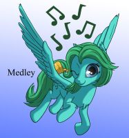 Medley Isolated by Starbat
