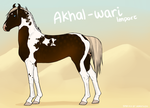 Akhal-Wari Import 59 by soulswitch