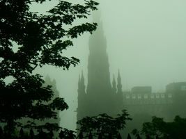 Edinburgh by Myrrha-Silvenia