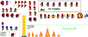 Ved The Flame Devil RQ So Far by Nero-TH