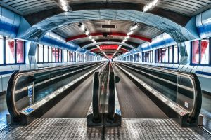 SkyWalk in HDR by Foxseye