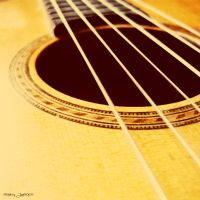 Classical guitar by JustMe255