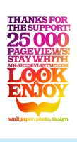 25000 Pageviews by AiK-art