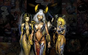Darkness.v3.Harem by Troilus
