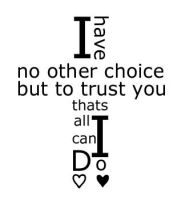 No Other Choice by christians
