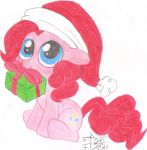 Present Pinkie ~ Fire Flash by FireFlash-FrostBlast