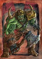 ORC by cuervojose
