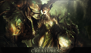 CREATURES by whisper1375