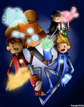 Bravest Warriors T-Shirt Contest Entry by HayaMika