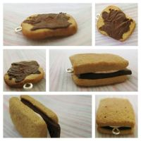Toast + S'mores by CraftyAlice
