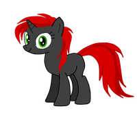 My Mom's OC, Scarlet by Goodrita