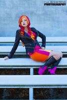 Sunset Shimmer 03 by QueenBloo
