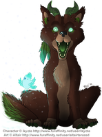 Christmas gift: Ikyote by AltairSky