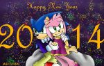 Special HAPPY NEW YEAR 2014 by 7marichan7