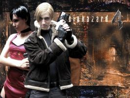Biohazard 4 - Cosplay by IvanKing