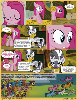 MLP The Rose Of Life pag 41 (English) by j5a4