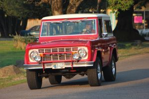 Ford Bronco by finhead4ever