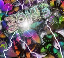 3OH3 by luck3ypaint3r