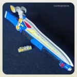 Kyoryuger - Zander Electric Beast Sword Thunder by fumpenfoto