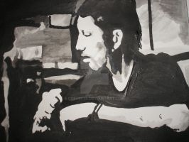 Shane MacGowan. by Coffee58