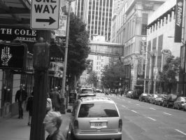 Seattle Streets by herheartthrobs